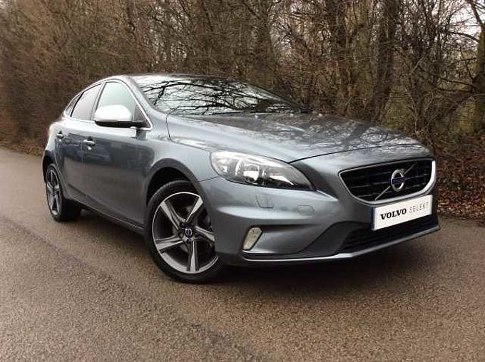 Volvo V40 D2 (120) R-Design, Winter Pack, Cruise Control